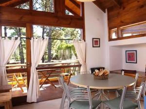 Cabañas Entreverdes, Lodge  Villa Gesell - big - 11