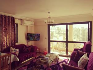 Apartment Sedi Beshr, Апартаменты  Александрия - big - 23