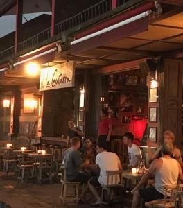 Hotel & Bar La Guitarra, Hotely  El Sunzal - big - 28