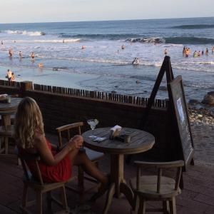 Hotel & Bar La Guitarra, Hotely  El Sunzal - big - 26