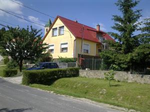 Apartmán György Vendégház Magyarpolány Maďarsko