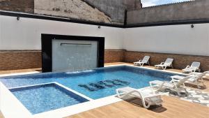 Hostal Ibiza, Hostely  Santa Cruz de la Sierra - big - 28