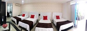 Hotel Boutique El Poblado, Отели  Нейва - big - 43