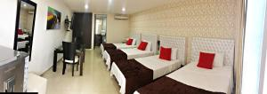 Hotel Boutique El Poblado, Отели  Нейва - big - 44
