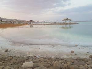 Yifat's Rooms Dead Sea, Chaty  Neve Zohar - big - 27