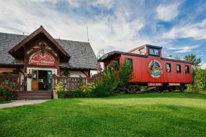 . Great Northern Resort (Lodge)
