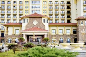 Shenglong Jianguo Hotel Haiyan..