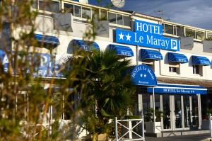 Le Maray, Hotels  Le Grau-du-Roi - big - 35