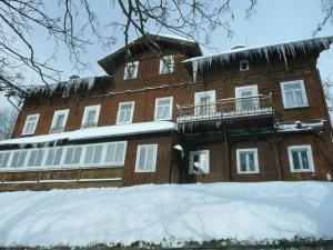 Chata Jitřenka, Hostels  Johannisbad - big - 22
