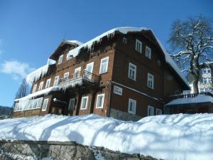 Chata Jitřenka, Hostels  Johannisbad - big - 21