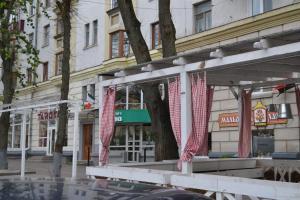 Hrushevsky Apartment Near The Theater, Apartmanok  Ternopil - big - 2