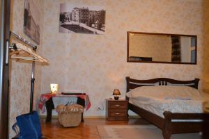 Hrushevsky Apartment Near The Theater, Apartmanok  Ternopil - big - 15