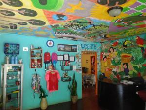 Hostel Casa Chirripo, Guest houses  Herradura - big - 91