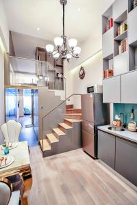 Wisetrip Riverside Apartments, Apartmanok  Hangcsou - big - 82