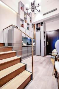 Wisetrip Riverside Apartments, Apartmanok  Hangcsou - big - 81