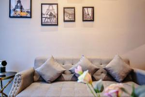 Wisetrip Riverside Apartments, Apartmanok  Hangcsou - big - 79