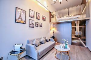 Wisetrip Riverside Apartments, Apartmanok  Hangcsou - big - 78
