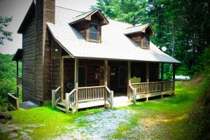 Mcalister Highland Retreat - Ellijay