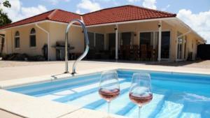 Aruba Villa Florida, Ville  Noord - big - 12