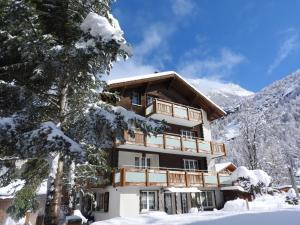Haus Alpenperle - Apartment - Saas Almagell