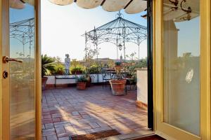 Borghese Penthouse My Extra Home