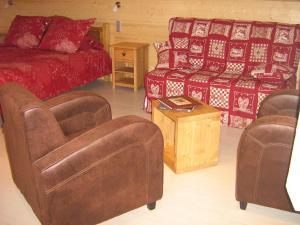 Chambres et Table d'Hôtes Le Chalet du Seu