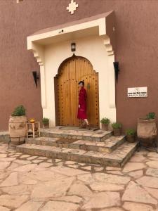 Riad Dar Bab Todra, Riads  Tinghir - big - 48