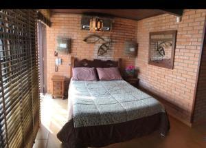 Casa à Beira Mar, Dovolenkové domy  Porto Belo - big - 9