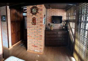 Casa à Beira Mar, Dovolenkové domy  Porto Belo - big - 6
