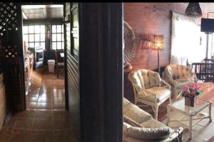 Casa à Beira Mar, Ferienhäuser  Portobelo - big - 11