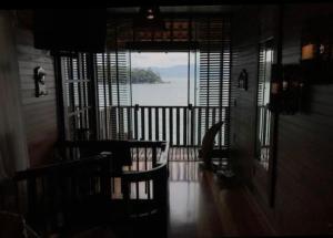 Casa à Beira Mar, Dovolenkové domy  Porto Belo - big - 13
