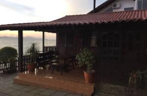 Casa à Beira Mar, Dovolenkové domy  Porto Belo - big - 17