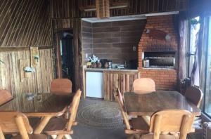 Casa à Beira Mar, Ferienhäuser  Portobelo - big - 19
