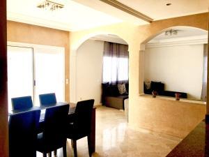 Appartement de luxe avec jardin privé., Appartamenti  Casablanca - big - 23