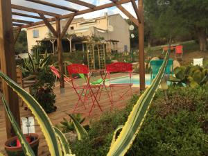 Location gîte, chambres d'hotes Les Coquilles dans le département Hérault 34