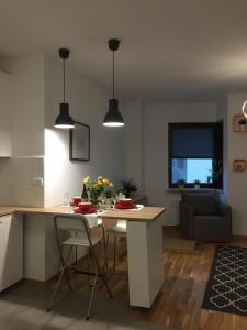 Apartament, Warszawa Wola, Giełdowa