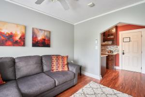 Yamhill Flats: Suite #3, Dovolenkové domy  Newberg - big - 3