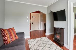 Yamhill Flats: Suite #3, Dovolenkové domy  Newberg - big - 5