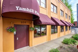 Yamhill Flats: Suite #3, Dovolenkové domy  Newberg - big - 11