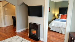 Yamhill Flats: Suite #3, Dovolenkové domy  Newberg - big - 12
