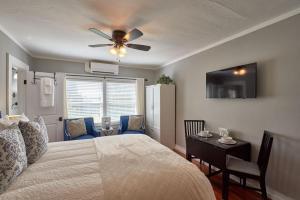 Yamhill Flats: Suite #4, Holiday homes  Newberg - big - 16