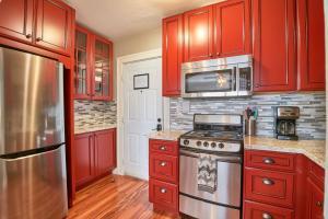 Yamhill Flats: Suite #4, Holiday homes  Newberg - big - 17