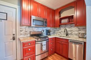 Yamhill Flats: Suite #4, Holiday homes  Newberg - big - 18