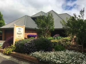 Thea's City Retreat - Hotel - Palmerston North