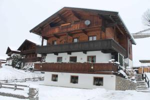 obrázek - Apartment Sagtaler Spitze