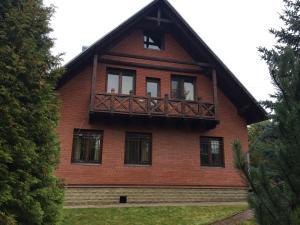 Dom u ozera Krugloe - Verevskoye