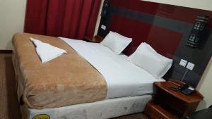 Saeed Hotel, Szállodák  Dubaj - big - 8