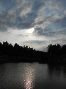 Domik v Borovlyanah, Vendégházak  Borovljani - big - 16