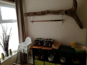 Driftwood B&B Weymouth, Отели типа «постель и завтрак»  Уэймут - big - 13