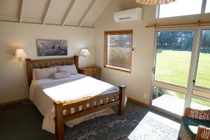 Accommodation in Mount Somers